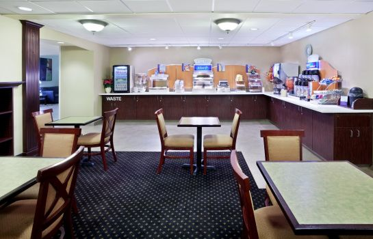 Restaurant Holiday Inn Express & Suites PORTLAND AIRPORT