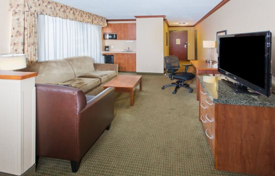 Suite Holiday Inn Express & Suites PORTLAND-NW DOWNTOWN