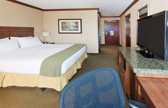 Zimmer Holiday Inn Express & Suites PORTLAND-NW DOWNTOWN