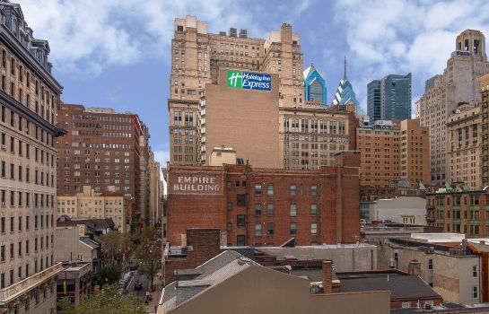 Vista esterna Holiday Inn Express PHILADELPHIA-MIDTOWN