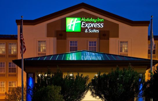 Außenansicht Holiday Inn Express & Suites PHOENIX AIRPORT