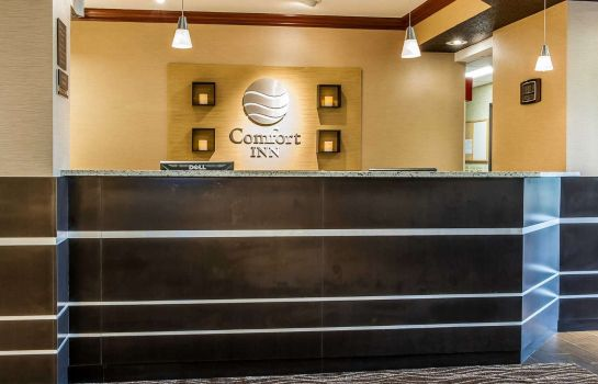 Hall Comfort Inn Pickerington