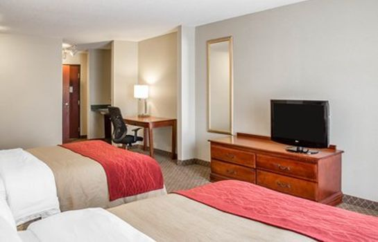 Suite Comfort Inn Pickerington