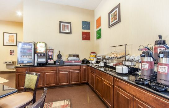 Restaurante Quality Inn & Suites Portsmouth