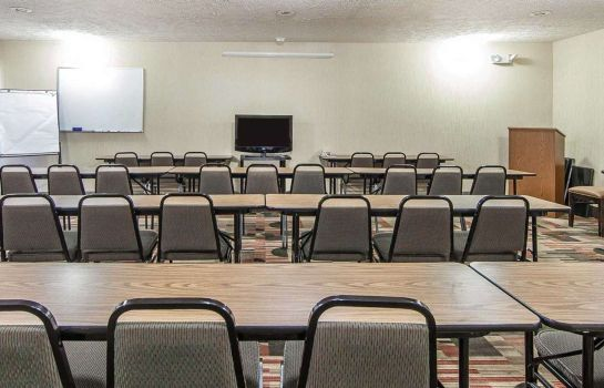Sala konferencyjna Quality Inn and Suites Portsmouth