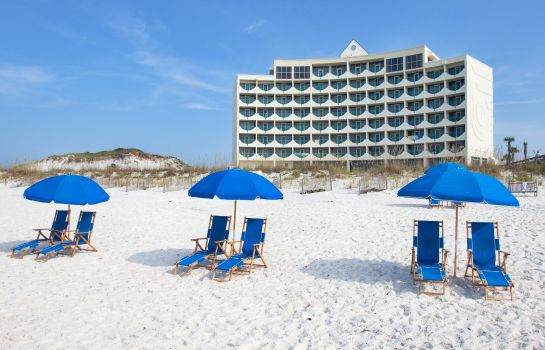 Außenansicht Holiday Inn Express PENSACOLA BEACH
