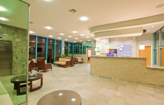 Hotelhalle Holiday Inn Express PENSACOLA BEACH