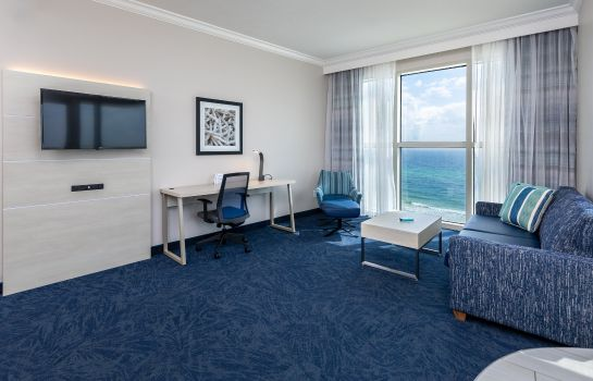 Suite Holiday Inn Express PENSACOLA BEACH