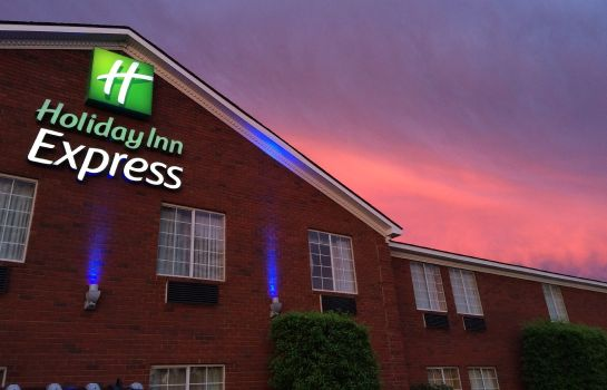 Außenansicht Holiday Inn Express SAVANNAH-I-95 NORTH