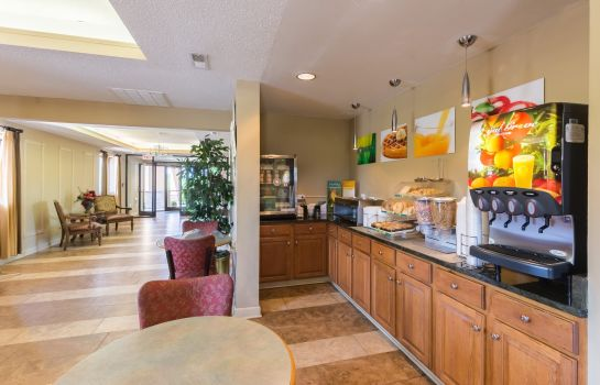Restaurant Quality Inn and Suites Rockingham