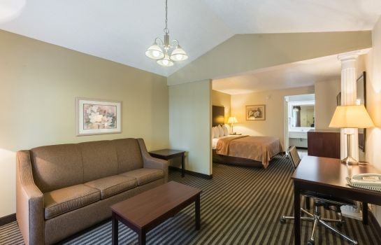 Suite Quality Inn and Suites Rockingham