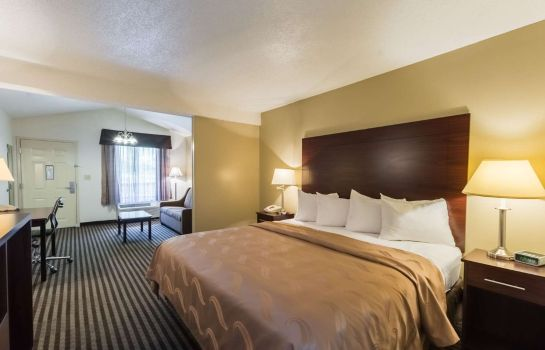 Tweepersoonskamer (comfort) Quality Inn & Suites Rockingham