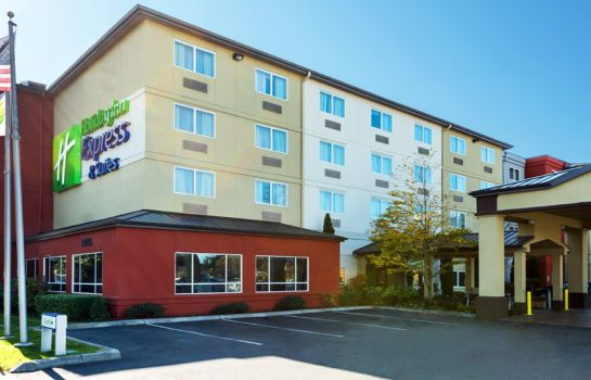 Außenansicht Holiday Inn Express & Suites NORTH SEATTLE - SHORELINE