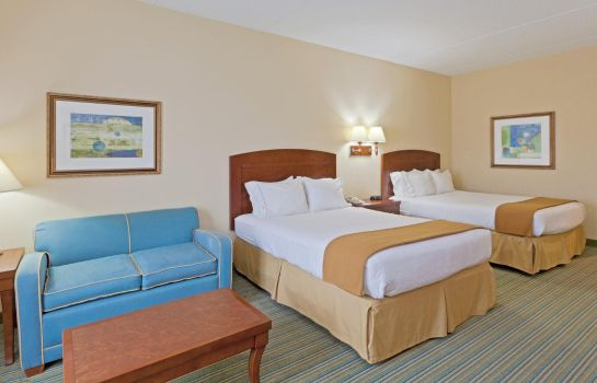 Zimmer Holiday Inn Express REHOBOTH BEACH