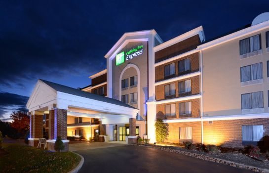 Außenansicht Holiday Inn Express RICHMOND I-64 SHORT PUMP AREA