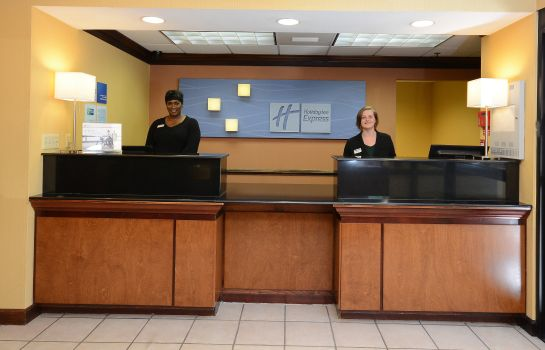 Hotelhalle Holiday Inn Express RICHMOND I-64 SHORT PUMP AREA