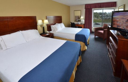 Zimmer Holiday Inn Express RICHMOND I-64 SHORT PUMP AREA