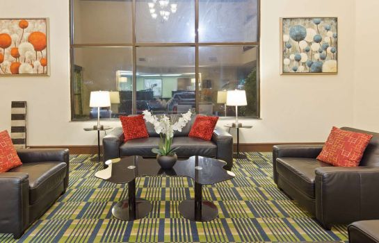 Hall BEST WESTERN ROANOKE RAPIDS