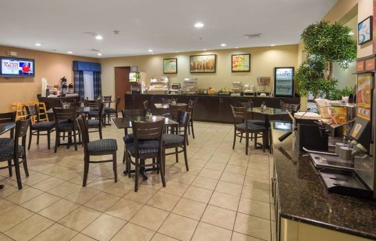 Ristorante BEST WESTERN ROANOKE RAPIDS