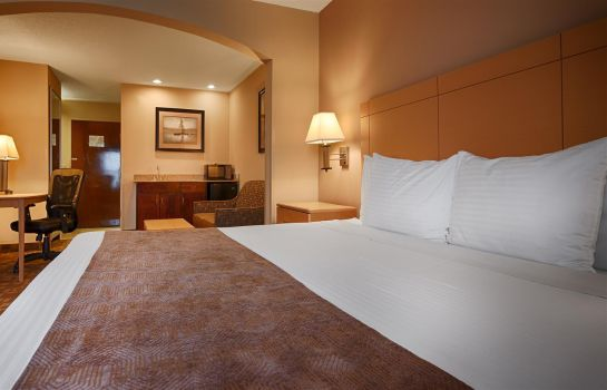 Suite SureStay Plus Hotel By Best Western Roanoke Rapids
