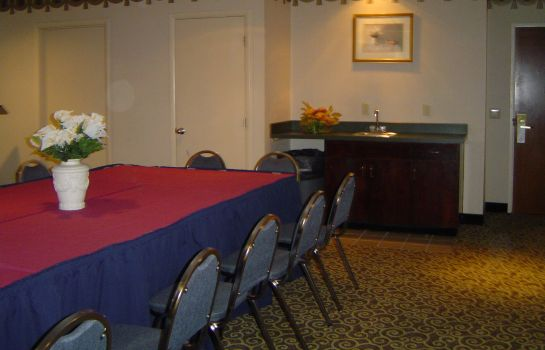 Sala congressi BEST WESTERN ROANOKE RAPIDS