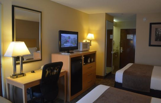 Room SureStay Plus Hotel By Best Western Roanoke Rapids