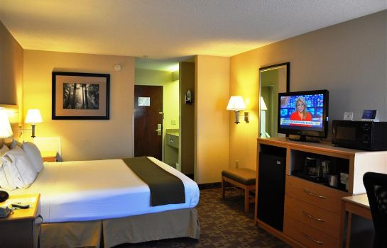 Zimmer SureStay Plus Hotel By Best Western Roanoke Rapids