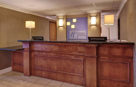 Hotelhalle Holiday Inn Express & Suites SAN DIEGO-SORRENTO VALLEY