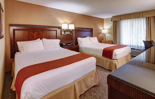 Zimmer Holiday Inn Express & Suites SAN DIEGO-SORRENTO VALLEY