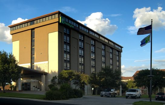 Vista exterior Holiday Inn Express SAN ANTONIO-AIRPORT