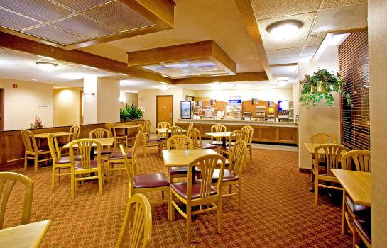 Restaurante Holiday Inn Express SAN ANTONIO-AIRPORT