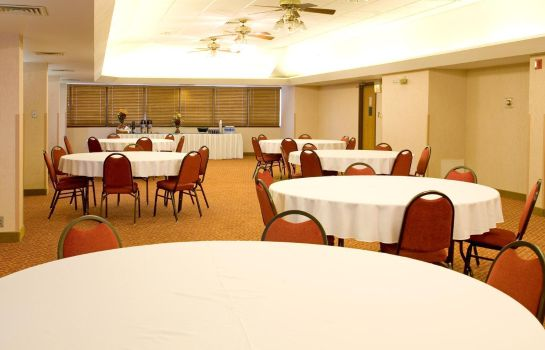 Sala de reuniones Holiday Inn Express SAN ANTONIO-AIRPORT