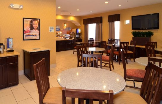 Restaurant Holiday Inn Express & Suites SAN ANTONIO-AIRPORT NORTH