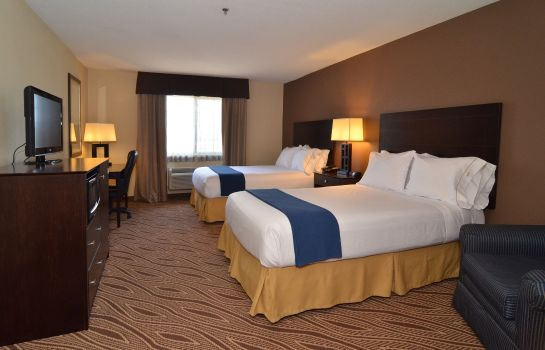 Zimmer Holiday Inn Express & Suites SAN ANTONIO-AIRPORT NORTH