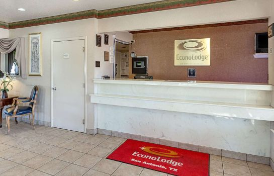 Hotelhalle Econo Lodge Downtown South