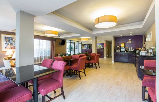 Restaurant Econo Lodge Stockbridge