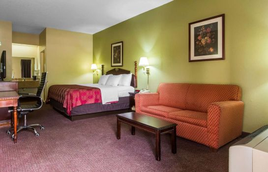 Kamers Econo Lodge Stockbridge