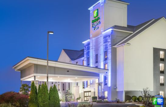 Außenansicht Holiday Inn Express & Suites LOUISVILLE EAST