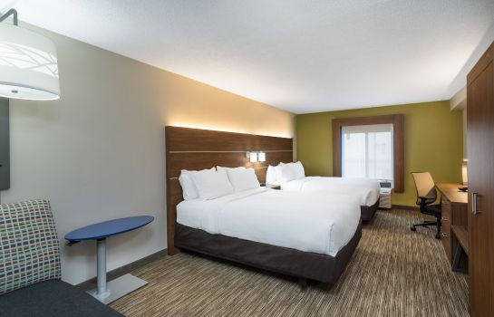 Zimmer Holiday Inn Express & Suites LOUISVILLE EAST