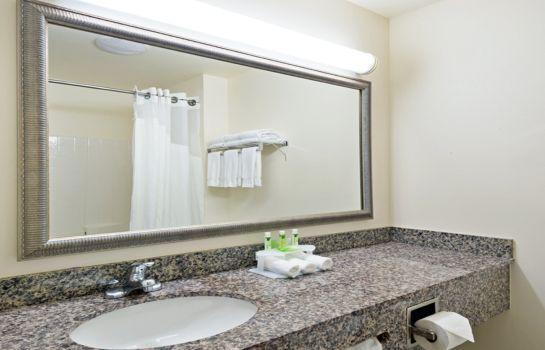 Info Holiday Inn Express & Suites NORTH SEATTLE - SHORELINE