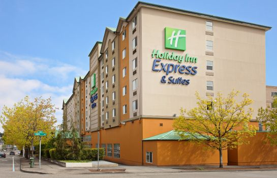 Außenansicht Holiday Inn Express & Suites SEATTLE-CITY CENTER