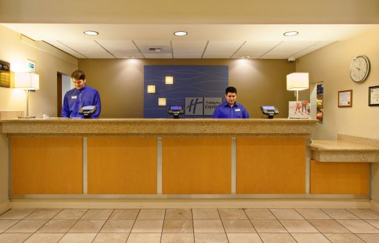 Hotelhalle Holiday Inn Express & Suites SEATTLE-CITY CENTER