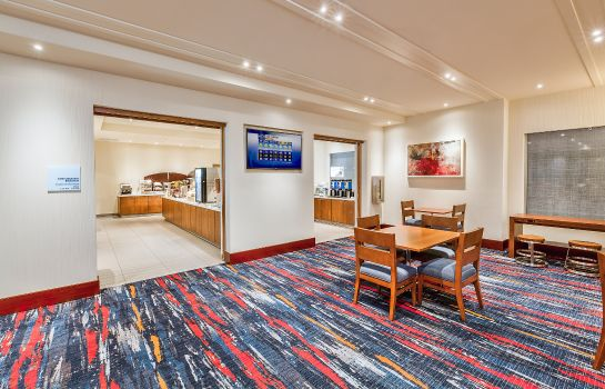 Hotelhalle Holiday Inn Express & Suites SAN FRANCISCO FISHERMANS WHARF