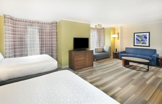Zimmer Holiday Inn Express & Suites SAN FRANCISCO FISHERMANS WHARF
