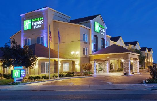 Außenansicht Holiday Inn Express & Suites OAKLAND-AIRPORT