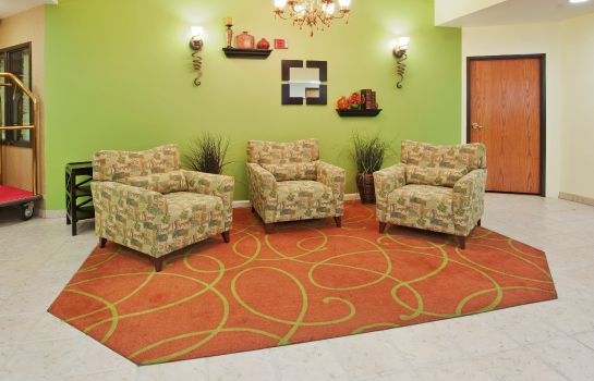Hotelhalle Holiday Inn Express & Suites OAKLAND-AIRPORT