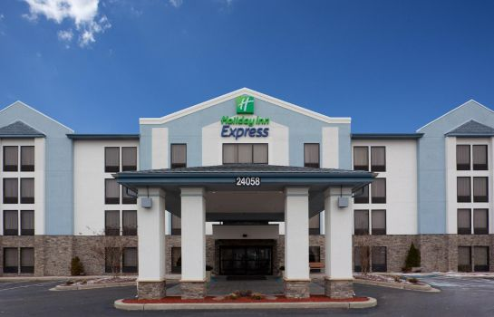 Außenansicht Holiday Inn Express SEAFORD-ROUTE 13