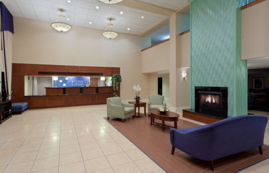 Hotelhalle Holiday Inn Express SEAFORD-ROUTE 13