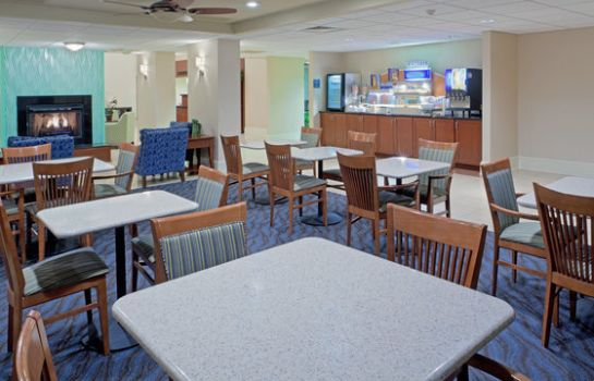 Restaurant Holiday Inn Express SEAFORD-ROUTE 13