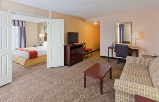 Zimmer Holiday Inn Express SEAFORD-ROUTE 13